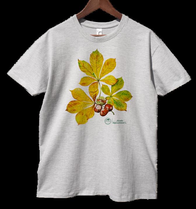 koszulka junior — kasztanowiec